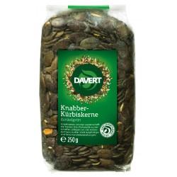 Davert - Snacks-pumpkin seeds - 250g