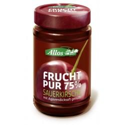 Allos - Frucht Pur Sauerkirsche - 250g