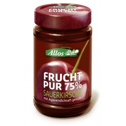 Allos fruit Pure sour cherry - 250g