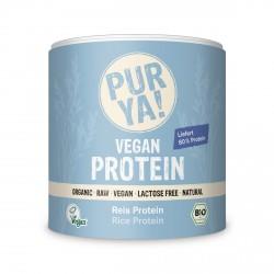 PURYA - Bio de Proteína De Arroz 80% de Proteína de 250g