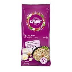 Davert - Quinotto-Pfanne, mit weißem Quinoa - 170g