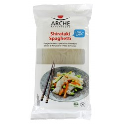 Arche - Spaghetti Shirataki BIOLOGICI - 150g
