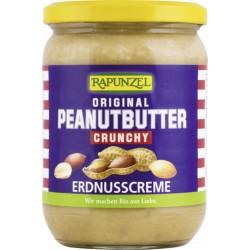 Rapunzel peanut butter Crunchy 500g