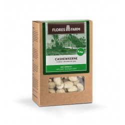Flores Farm - Premium Bio Cashewkerne - 100g