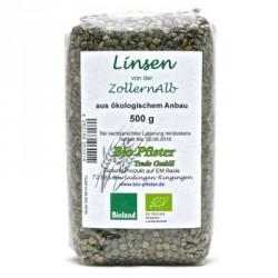 Bio-Pfister - Zollern Alb-Lentilles - 500g
