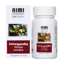 Nimi - Ashwagandha Kapseln - 60 Stück