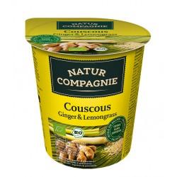 Natura Compagnie - Bechergericht cous Cous Ginger & Lemongrass - 68g