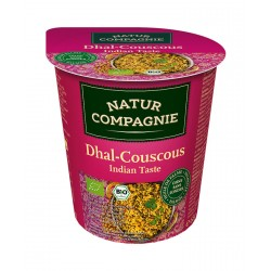 Natur Compagnie - Bechergericht Dhal-Couscous - 68g