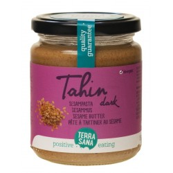 Terrasana - tahini dark - 250g