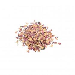 Miraherba - petali di rosa di colore rosso - 50 g di