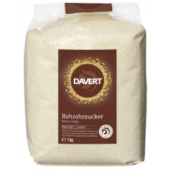 Davert - raw cane sugar - 1kg