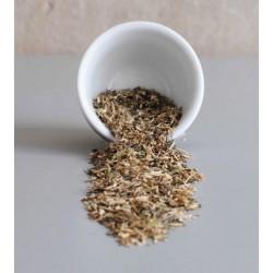 Le thé du Népal - Tulashi de fines Herbes de Thé 100g