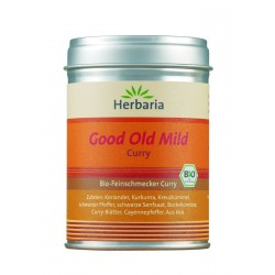 Herbaria - Good Old Mild Curry bio - 80g