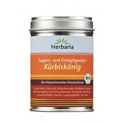 Herbaria - soup spice pumpkin king organic - 90g