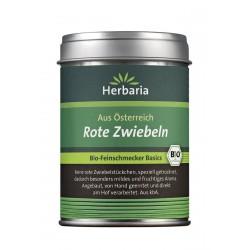 Herbaria - Rote Zwiebeln bio - 50g