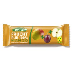 Allos - Frucht Pur 100% Riegel - Mango