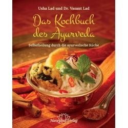 El Libro de cocina del Ayurveda, la auto-sanación a través de la Cocina ayurvédica