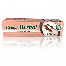 Dabur - Herbal Clove pâte Dentifrice avec un clou de Girofle - 100g