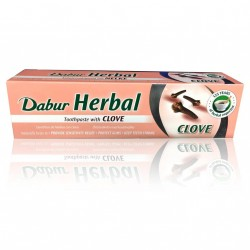 Dabur Herbal Clove toothpaste with clove - 100g