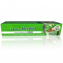 Dabur - Herbal Neem Dentifricio - 100g
