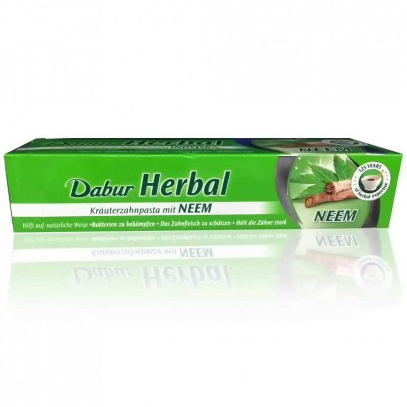 Dabur - Herbal Neem Zahnpasta - 100g