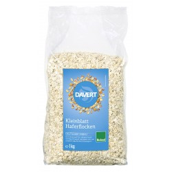Davert small leaf oatmeal - 1kg