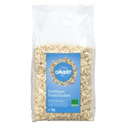 Davert - large sheet of rolled oats - 1kg