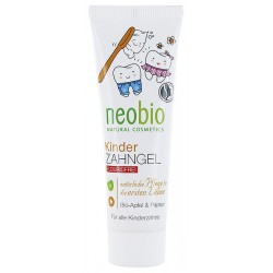 neobio - Children's tooth gel-fluoride-free - 50ml