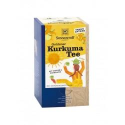 Porta Dorata di Curcuma e Tè bio - 36 g