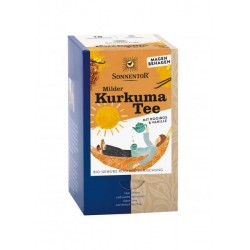 La porte du soleil - Doux Thé de Curcuma bio - 27 g