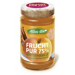 Allos - Frucht Pur Weihnachtsedition Wintermarille - 225g