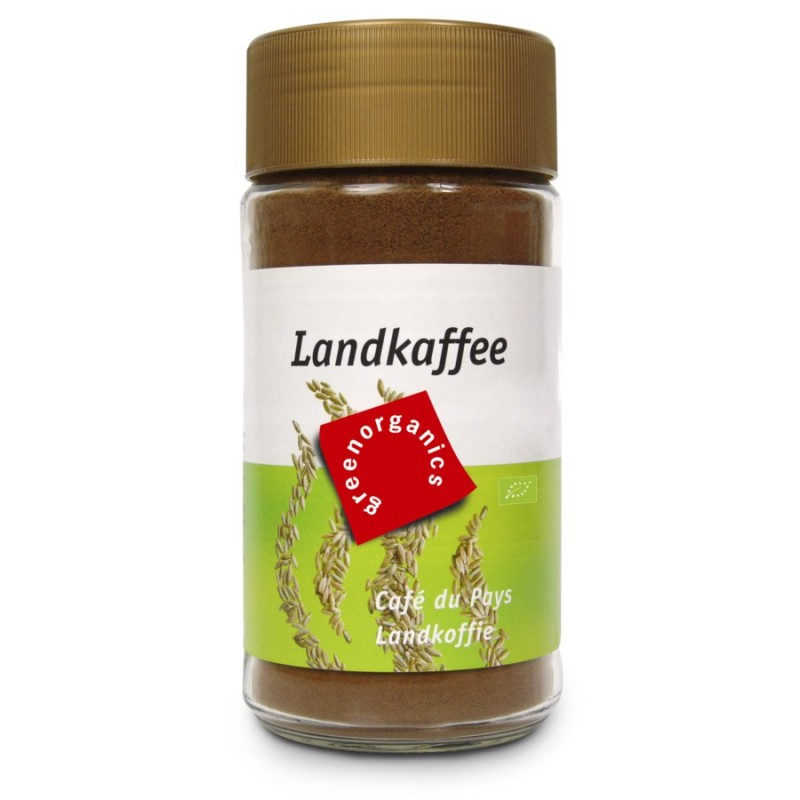 Green - country-coffee-Instant - 100g