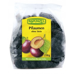 Rapunzel plums without stones - 250g