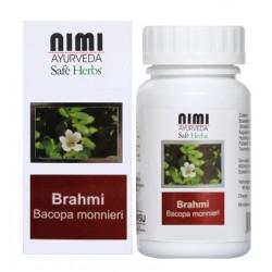 Nimi - Brahmi, Bacopa Monnieri - 60 Pezzi