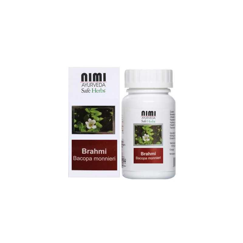 Nimi - Brahmi, Bacopa Monnieri - 60 Pieces