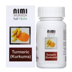 Nimi - Turmeric Extract Capsules - 60 Pieces