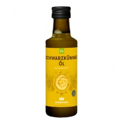 Cosmoveda ORGANIC black seed oil cold pressed - 100ml