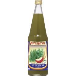 Beutelsbacher - Bio Cocktail de jus d'Herbe de blé - 0,7 l