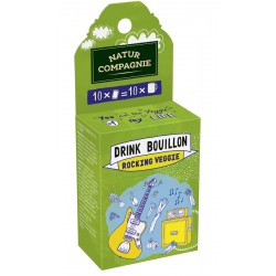 Natur Compagnie - Drink Bouillon Rocking Veggie - 50g
