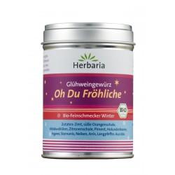 Herbaria - mulled wine spice, Oh Du Fröhliche bio - 70g