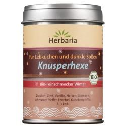 Herbaria de Wintergewürzmischung, Knusperhexe - 60g