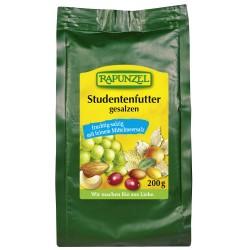 Raiponce - noix et raisins secs salés - 200g