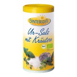 Erntesegen - Ur-Salz mit Kräutern - 250g