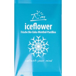 BioVita - Iceflower Menthol-Pastillen - 20g