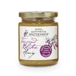 Spatzenhof - Bioland Mille-Fleurs-du Miel - 340g