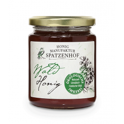 Spatzenhof - organic forest honey - 340g