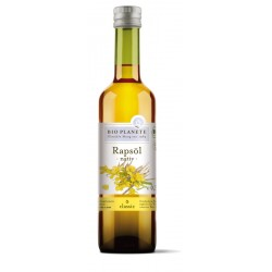 Bio Planete rapeseed oil native - 500ml