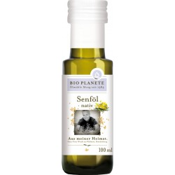 Bio Planete - mustard oil native of German origin - 100ml