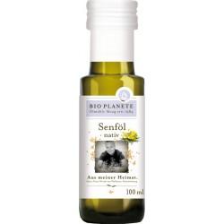 Bio Planete - olio di Senape nativo di Origine tedesca - 100ml
