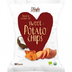 Trafo - Sweet Potato Chips - 80g